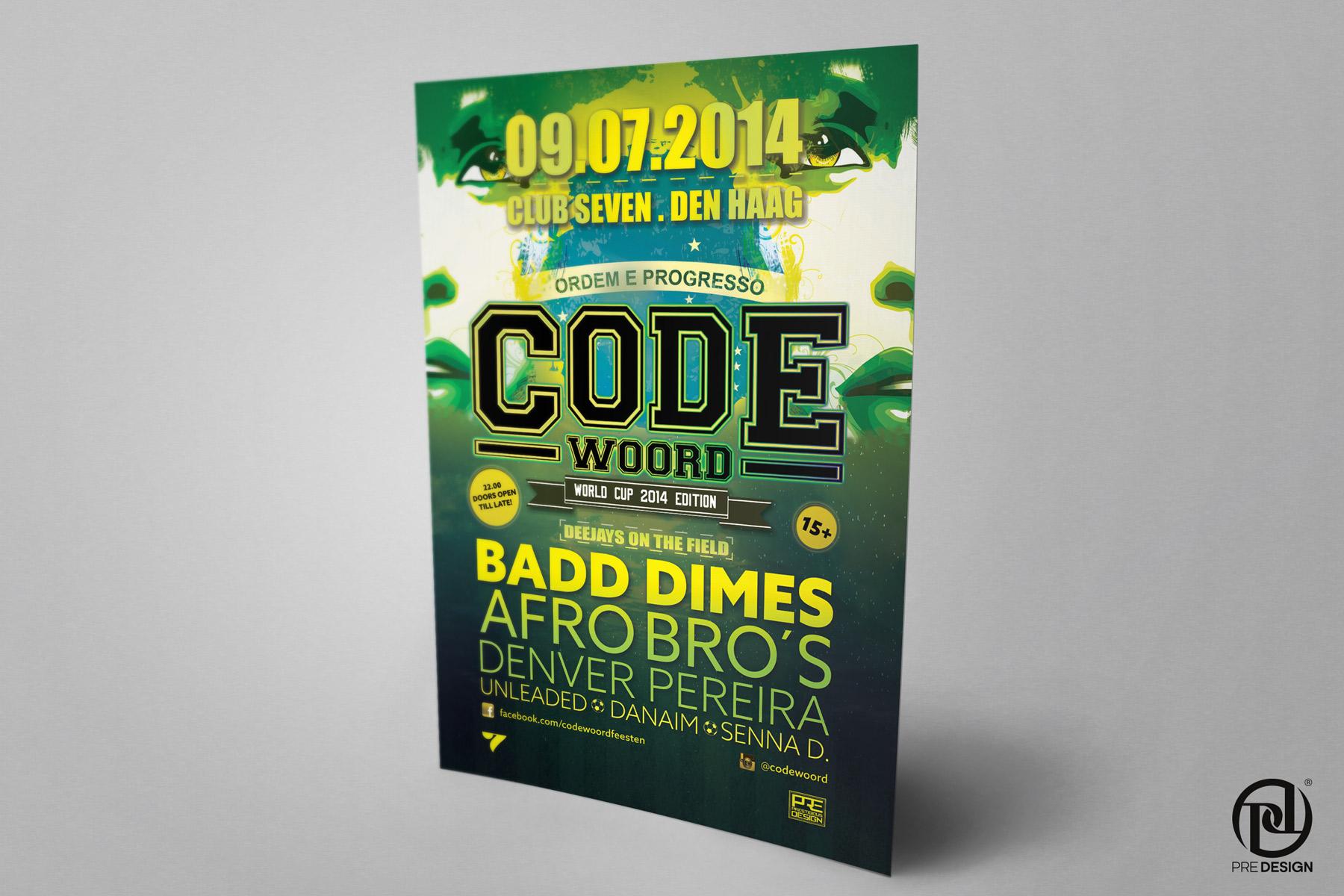 CodeWoord Evenementen