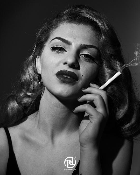 Marilyn Monroe Look
