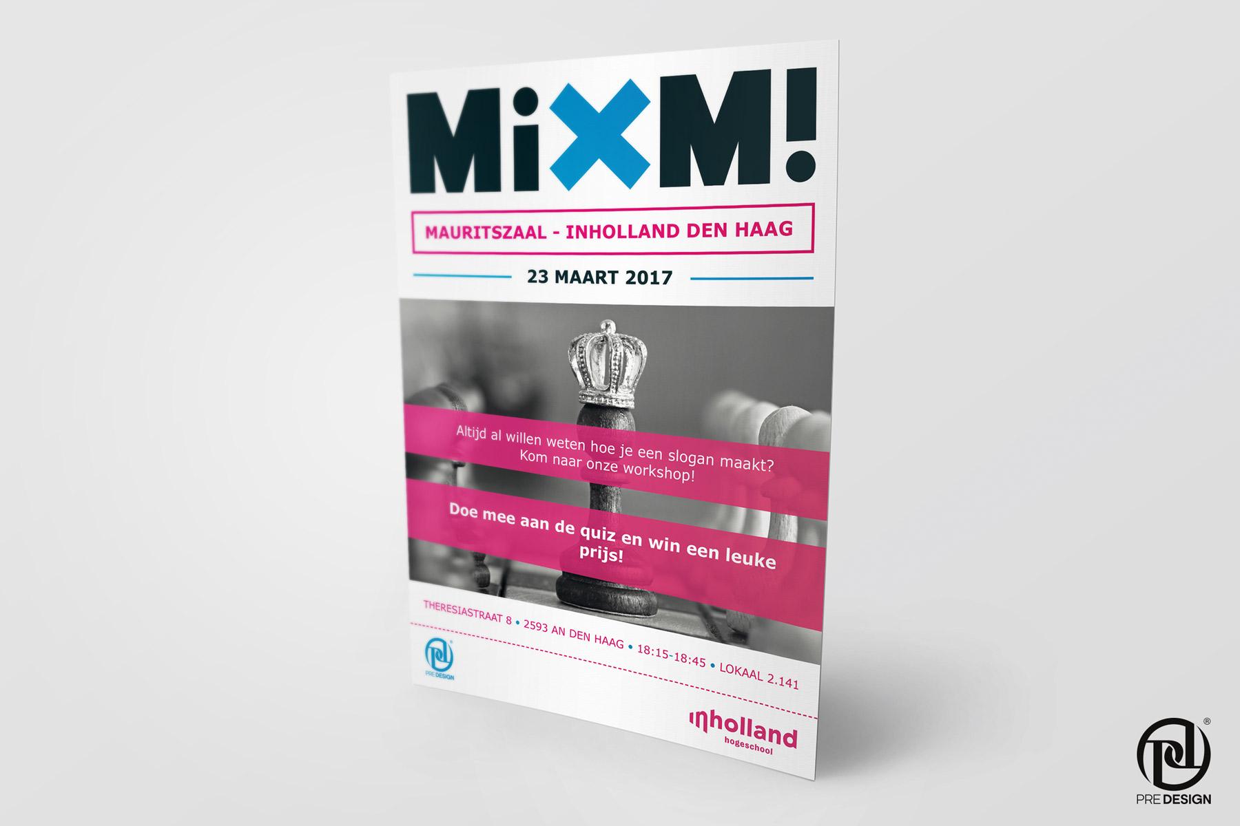 Mix'M InHolland